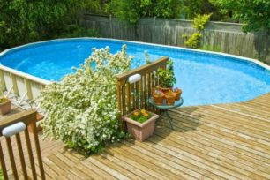 Best Above Ground Pool For Small Backyards