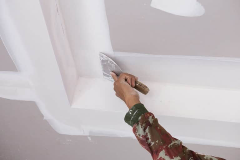 How To Fill Nail Holes In Drywall Without Painting