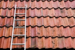 roof ladder step by step